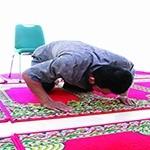 In the Obligatory Salah 4