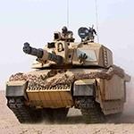Praying in a War-Tank