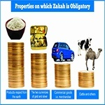 Properties on which Zakah is Obligatory