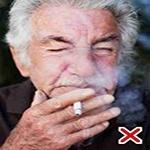 Smoking invalidates fasting