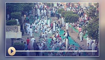 salat of the two Eids (festivals)
