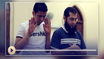 پيش نمازى وپيروى