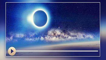 日蝕(クスーフ)と月蝕(フスーフ)の礼拝